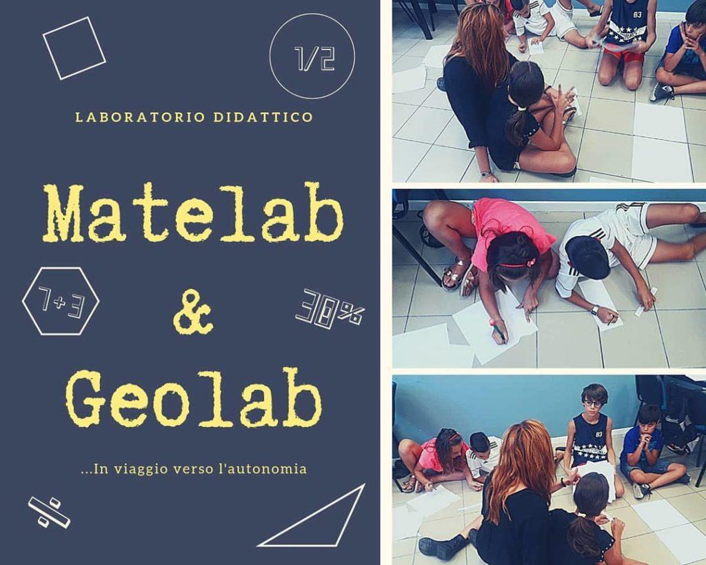 MateLab & Geolab - Fatte da noi