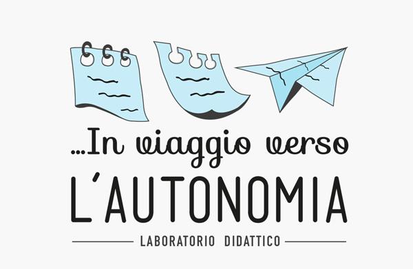 In viaggio verso l'autonomia - Logo